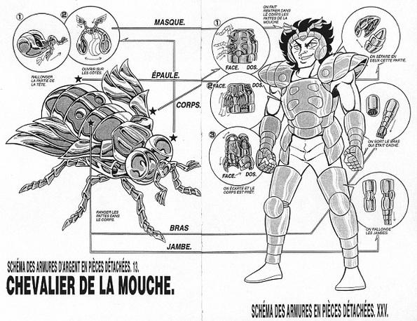 XX - Armure de la Mouche (Musca Cloth)