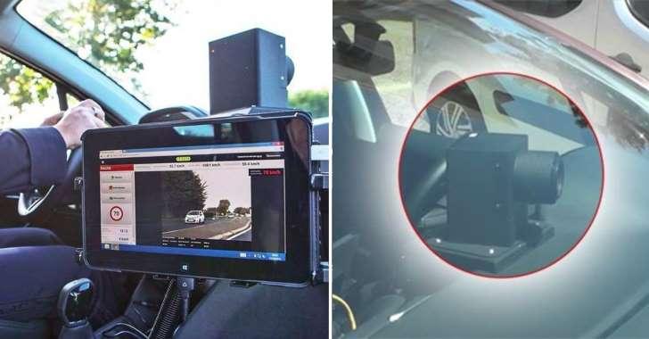 Sécurité routière : les nouveaux radars privés débarquent et ils vont vous coûter très cher !