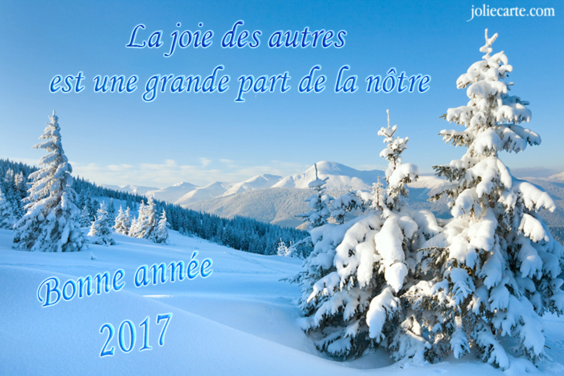 L'ANNEE 2017