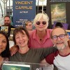 Avec Valérie Warin, Mildred Vanhulle et Jean-Louis Lafontaine