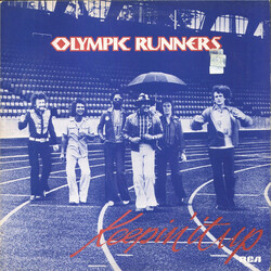 Olympic Runners - Keepin' It Up - Complete LP