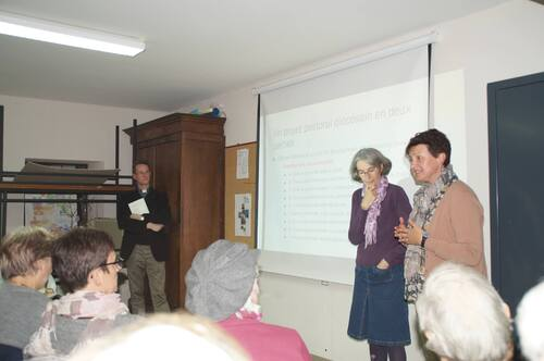 Présentation du projet pastoral diocésain
