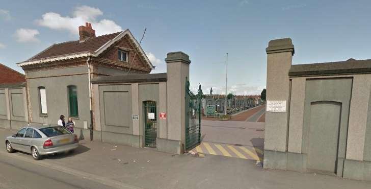 Nord : 30 tombes profanées au cimetière de Saint-Pol-sur-Mer