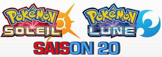 Pokémon - Guide des saisons - Saison 20