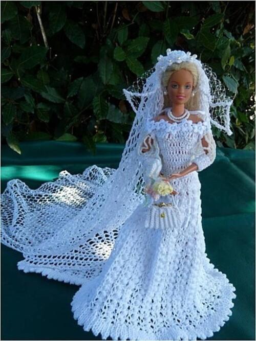 Pour Barbie Mes créations pour les défi stylistes