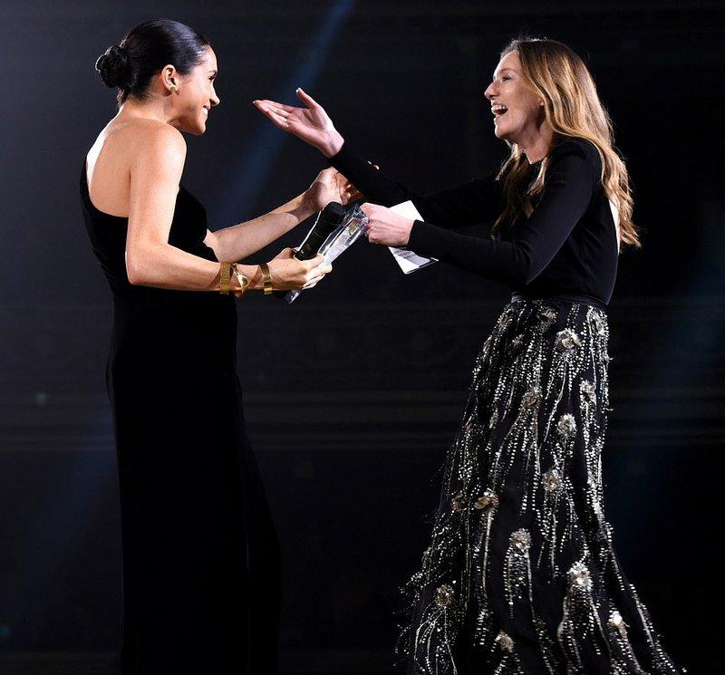 British Fashion Awards at the Royal Albert Hall