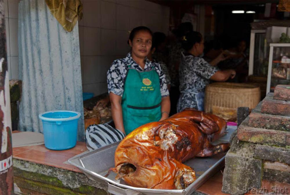 Ibu Oka Ubud  babi guling
