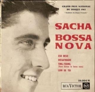 Sacha Distel, 1962