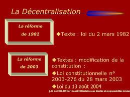 """Résultat de recherche d'images pour """"la décentralisation"""""""