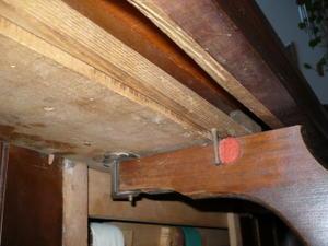 Le meuble du Weaver sous toutes ses coutures