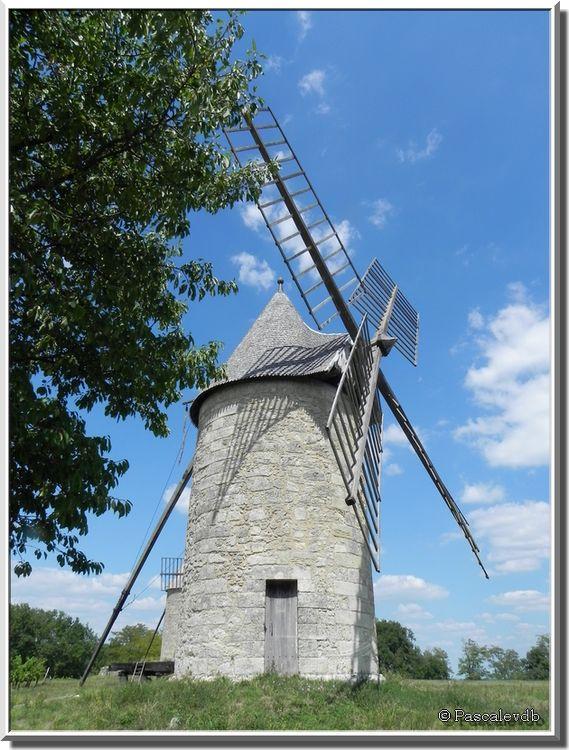 Les moulins de Calon