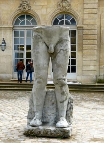Dewar et Gicquel sculptures La mode Musée Rodin