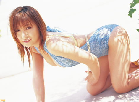 WEB Gravure : ( [Bomb.tv - GRAVURE Channel] - | 2005.05 | Yoko Kumada/熊田曜子 )