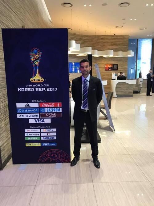 Un ancien Postier à la Coupe du Monde de la FIFA des U20