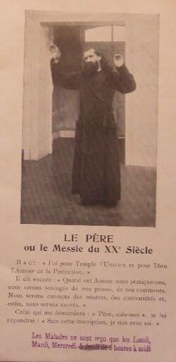 Père Dor (in Discours du Jour de la Toussaint)