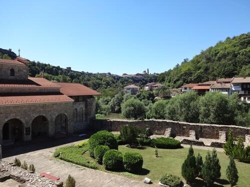 Mardi 14 août Tourisme à Veliko Tarnovo