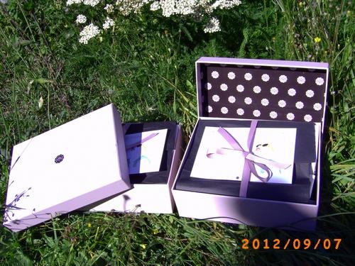 Petit coup d'oeil sur mes 2 Glossybox Eternal Sunshine