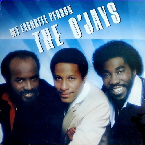 "1982 : The O'Jays : Album "" My Favorite Person "" Philadelphia International Records FZ 37999 [ US ]"