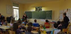 CRÉATION DE DEUX CHANSONS à l'école primaire de Nonard (19)