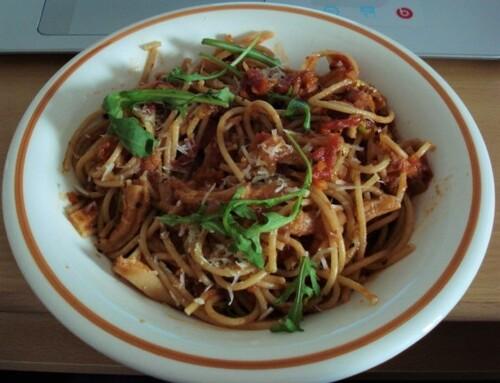 TRIPPA ALLA ROMANA ! - Tripes mijotées en sauce tomate parfumée