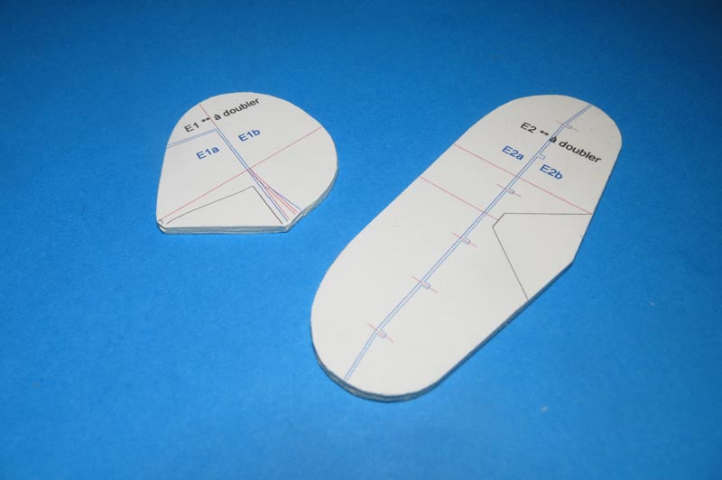 STAMPE Empennages