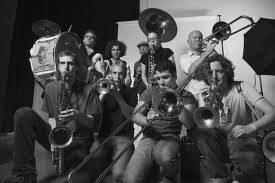 Hackney Colliery Band / Blackstreet