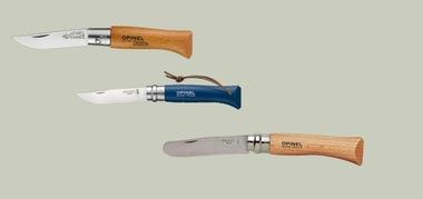 Le couteau Opinel, un savoir faire français mondialement connu