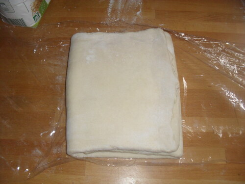 La pâte feuilletée pour plein de gourmandises