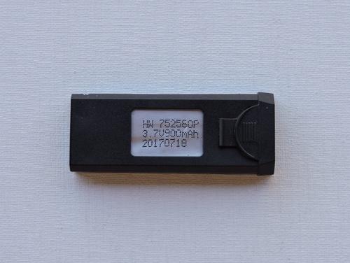 VISUO - Batterie 1S 900 mAh pour XS809W