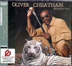 Oliver Cheatham - Stand For Love - Complete CD