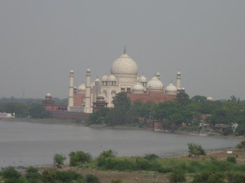 Agra : entre merveilles et misère