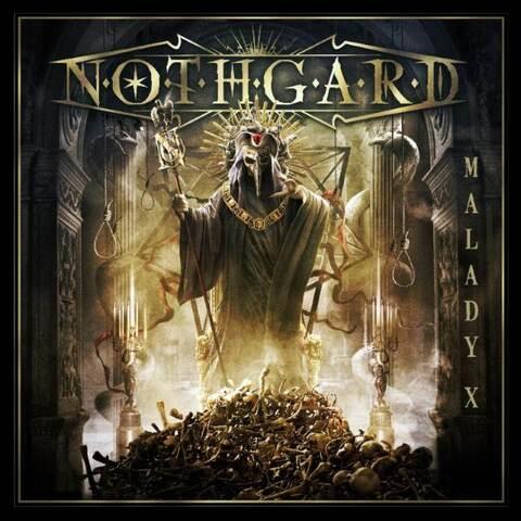 NOTHGARD - Détails et extrait du nouvel album Malady X