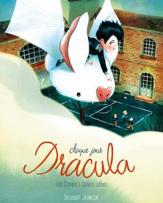 BD sur le harcèlement : chaque jour Dracula