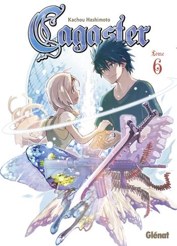 Cagaster - Tome 06 - Kachou Hashimoto