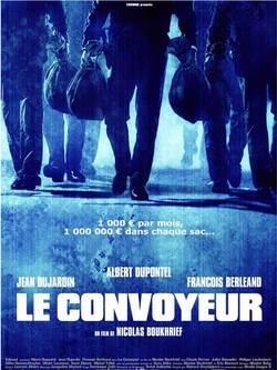 Le Convoyeur - Nicolas Bouhkrief