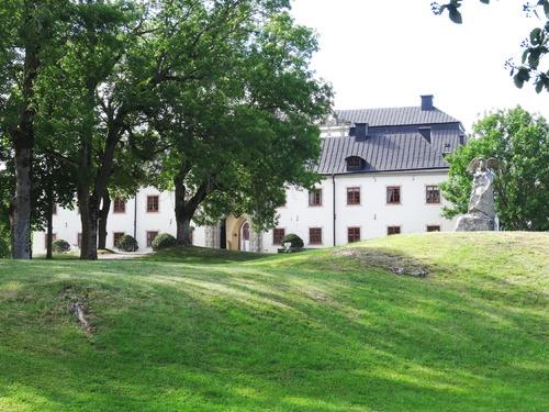 Sundyholm et le château de Tidö en Suède (photos)