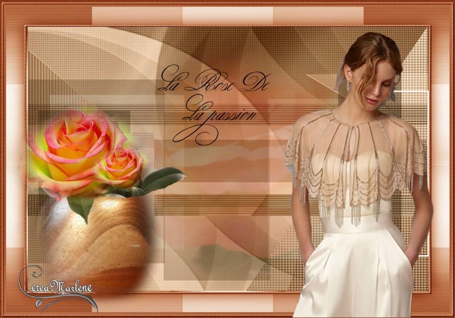 Rose oranger