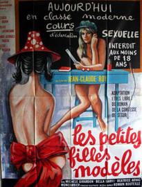 LES PETITES FILLES MODELES BOX OFFICE FRANCE 1971