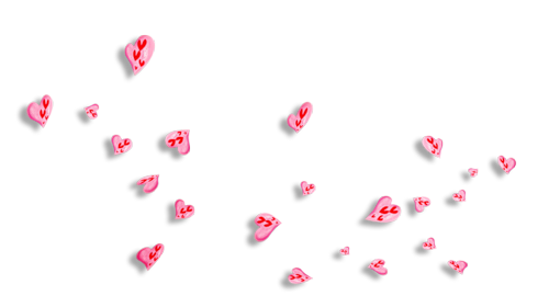 Envolée de Coeurs Pour Maman
