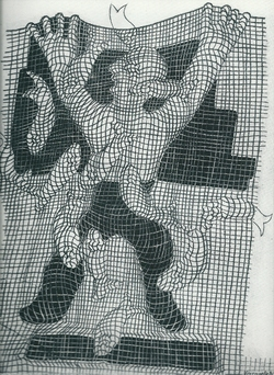 noir et blanc 2 (Vasarely)