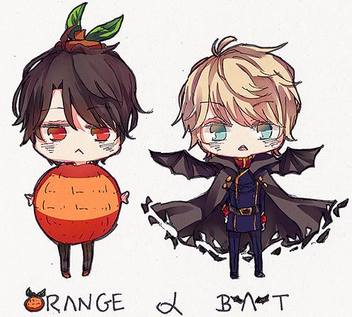140915 ORANGE & BAT (A/Z)