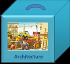 Mémory métiers du bâtiment