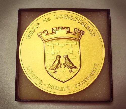 Médaille de la ville de Longjumeau