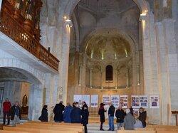 Restauration de l'orgue de Saint Paul Trois Châteaux