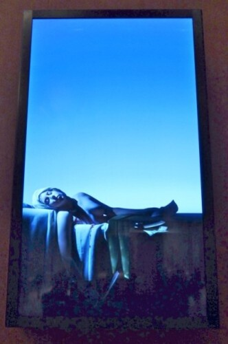 Louvre Robert Wilson Marat Gaga 70548