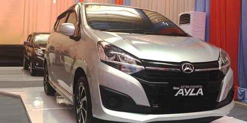 Daihatsu Ayla Terbaru, Mobil Murah Terbaik Indonesia