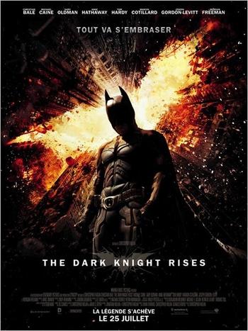 2 The Dark Knight Rises