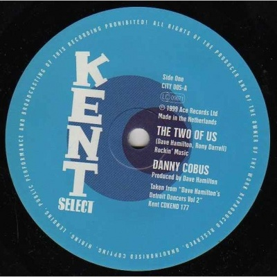 DANNY COBUS - the two of us