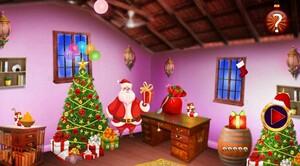 Jouer à Christmas find the Santa reindeer