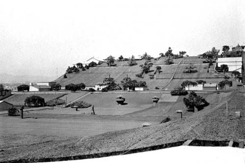 Le « déguisement » de la Californie.. pendant la seconde guerre mondiale